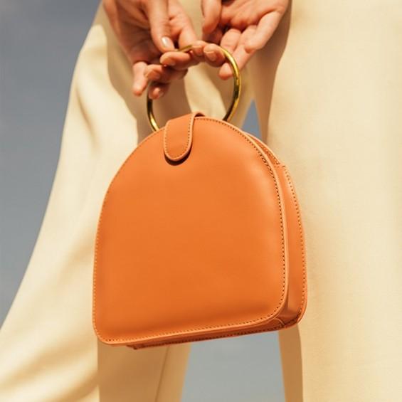 Oro Bag in Tan