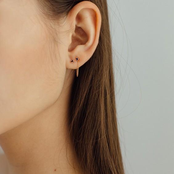Birthstone Earring