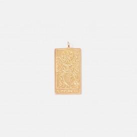 The Empress Card Charm